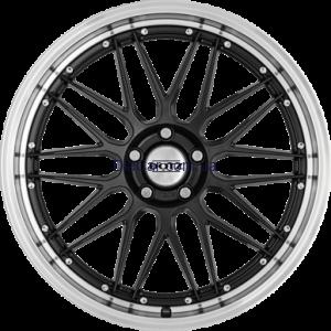DOTZ Revvo dark R18x8 PSD 5x120 ET 35 DIA 72,6
