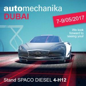 15-я ежегодная выставка Automechanika Dubai 2017